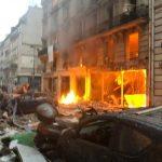 Силна експлозија во центарот на Париз, има повредени