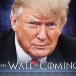 Трамп: Ѕидот доаѓа