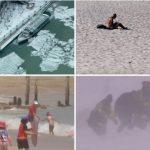 Австралија +50 – Америка замрзнува на -50