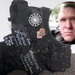 ФОТО: Убиецот од Нов Зеланд ги имал овие симболи, имиња и датуми на оружјето