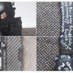 На оружјето со кое убивал, испишано натписи на Германски, Српски и Руски (ФОТО)