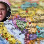 Балканска турнеја на убиецот од Нов Зеланд – ја посетил Бугарија, а поминал и низ Србија