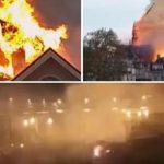 На ист датум кога гореше Нотр Дам, се случија уште 2 големи трагедии