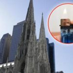 Спречен пожар во уште една катедрала – маж уапсен откако влегол во црква со запалка и бензин