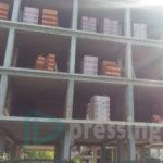 Почна уривањето дивоградби во Охрид
