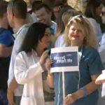 Лекарите предупедија – следниот протест ќе почне и нема да заврши