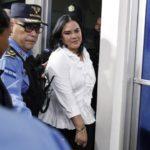 Екс прва дама на Хондурас осудена на 58 години затвор