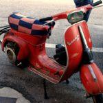 По 28 години – Италијанската полиција конечно нашла украдена Веспа