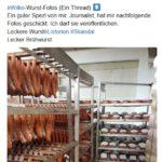 3 лица починале – јаделе колбаси, откриено од која позната бактерија се заразиле