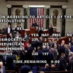 Претставничкиот дом изгласа импичмент за Трамп