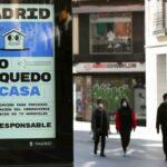 Шпанија воведува вонредна состојба и полициски час до мај