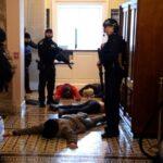 Жена застрелана во Конгресот, Трамп ја праќа Националната гарда да ги смири нередите во Вашингтон