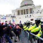 Хаос во Вашингтон: Демонстрантите на Трамп влегоа во Капитол Хил